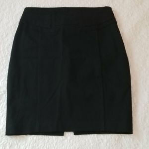 Express Black Pencil Skirt Fully lined